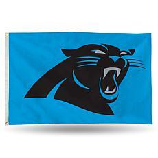 Banner Flag - Carolina Panthers