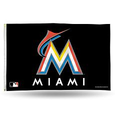 Banner Flag - Miami Marlins