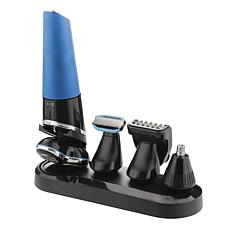 Barbasol 5-in-1 Rotary Shaver Kit