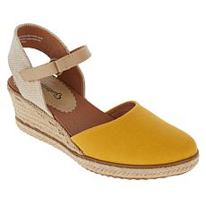 Baretraps® Ocean Closed-Toe Espadrille Wedge Sandal