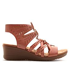 Baretraps® Tiffany Gladiator Wedge Sandal