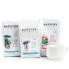 Barnie's Coffee Everyday Favorites Ground Trio