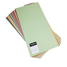 "Bazzill 12"" x 24"" Card Stock Pack 25-sheets"