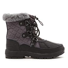 BEARPAW® Bethany Leather Quilted Boot