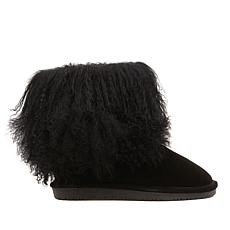 BEARPAW® Boo Suede Exotic Boot