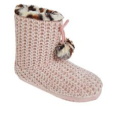 BEARPAW® Josephine Slipper Bootie with NeverWet™