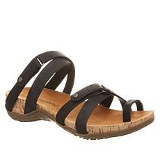 BEARPAW® Nadine Toe-Loop Slide Sandal
