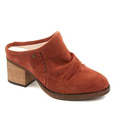 BEARPAW® Quartz Suede Mule with NeverWet™