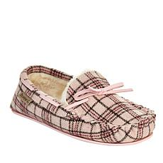 BEARPAW® Sawyer Plaid Moccasin Slipper