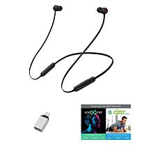 Beats Flex Wireless Earphones & USB Adapter with Voucher Services