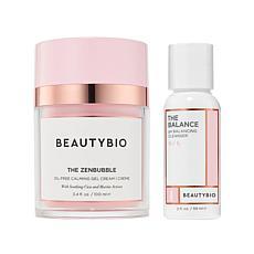 BeautyBio Supersize Zen Bubble Gel Cream & The Balance