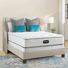 Beautyrest Hotel Signature Plush II Twin Mattress with HeIQ V-Block™