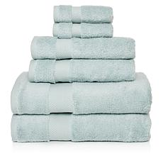 Becci 100% Turkish Cotton 6pc Towel Set