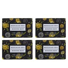 Beekman 1802 4-piece Morning Mist Goat Milk Bar Soap Set Auto-Ship®