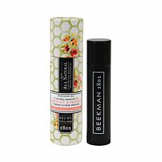 Beekman 1802 Apricot and Honey Tea Goat Milk Tinted Lip Balm