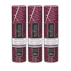 Beekman 1802 Fig Leaf Goat Milk Lip Balm Trio