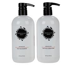 Beekman 1802 Goat Milk 24oz Shampoo & Conditioner - Honeyed Grapefruit