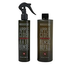 Beekman 1802 Goat Milk Apple Cider Hair Rinse with Jumbo Refill