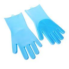 Beekman 1802 Happy Place Dishwashing Scrubber Gloves