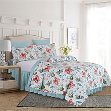 Behari Twin Quilt Set