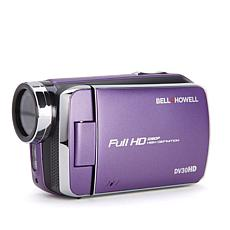 Bell + Howell DV30 Camcorder 1080p Full HD Camcorder