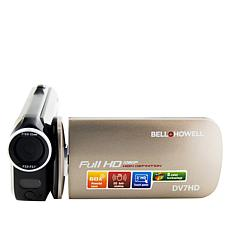 Bell + Howell DV7 Camcorder 1080p Full HD Camcorder