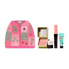 Benefit Cosmetics Bright Holiday Beauty Makeup Value Set