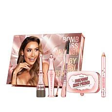Benefit Cosmetics Desi Perkins Medium Neutral Cool Bomb A** Brow Kit