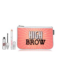 Benefit Cosmetics Gimme Brow and High Brow Light Blonde Set with Bag