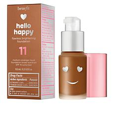 Benefit Cosmetics Hello Happy Shade 11 Brightening Foundation Mini