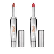 Benefit Cosmetics They're Real! Lipstick & Liner in One Duo in Nudes