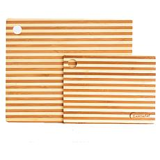 BergHOFF® 2-piece Earthchef Bamboo Prep Board