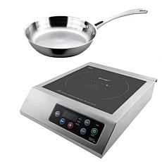 BergHOFF® 2-piece Induction Cooktop Set