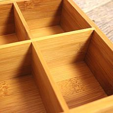 Berghoff Bamboo Tea Box 2-piece Set
