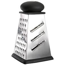 """BergHOFF Essentials 9"""" Stainless Steel 4-Sided Square Grater"""