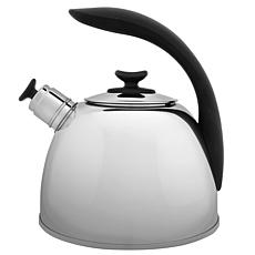BergHOFF Essentials Lucia 3-Quart 18/10 Stainless Steel Whistle Kettle