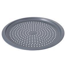 "BerHOFF Gem 13"" Non-Stick Perforated Pizza Pan"