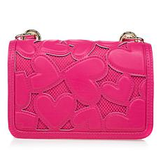 Betsey Johnson Bachelor of Hearts Crossbody