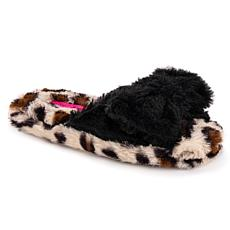 Betsey Johnson Big Bow Slide Slippers