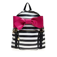 Betsey Johnson Bow Backpack