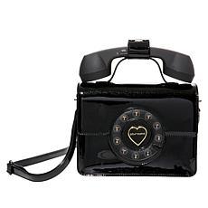 Betsey Johnson Hello Phone Crossbody Bag