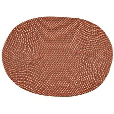 Better Trends Palm Spring Braided Accent Rug