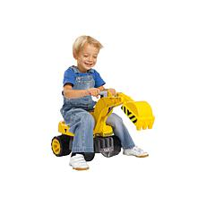 BIG Power Worker Maxi Digger Ride-on