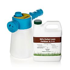 Bill's Perfect Lawn Fertilizer and Hose End Sprayer
