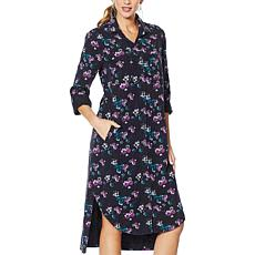 Billy T Maxi Shirt Dress