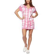 Billy T Water Stripe Lounge Dress