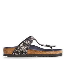 Birkenstock Gizeh Metallic Stones Thong Comfort Sandal