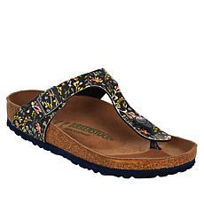Birkenstock Gizeh Watercolor Flower Sandal