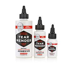 Bish's Original Tear Mender Adhesive 3-Bottle Kit