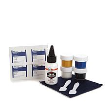 Bish's Original Tear Mender Leather Repair Kit -  Blue